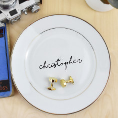 Personalised Trinket Jewellery Dish