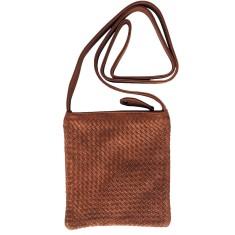Woven shibui envelope bag