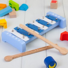 Personalised Childrens Xylophone Set