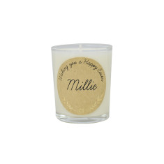 Easter Personalised Candle