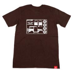 Make your Own Landcruiser T-shirt