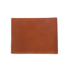 Alley cat wallet in caramel