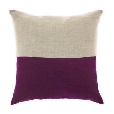 Dipped grape cushion