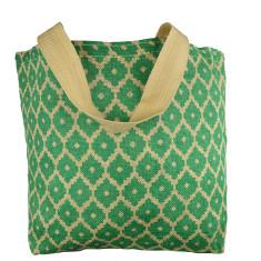 Diamond Grocery Shopping Bag