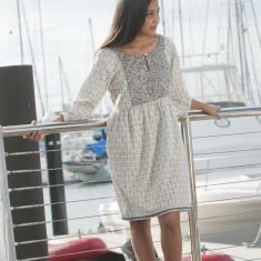 Grey Maya dress