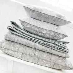 Grey mist quilt