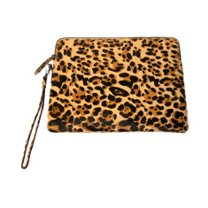 Mink Clutch - Tiger