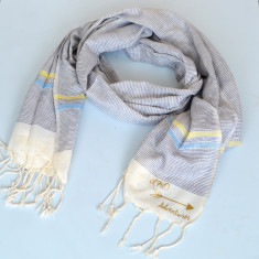 Personalised Adventures Scarf