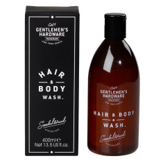 Gents Hardware hair & body wash