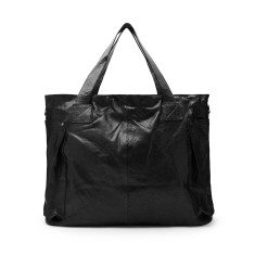Leather Phoenix Weekender Bag