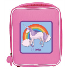 Personalised unicorn dream lunch bag