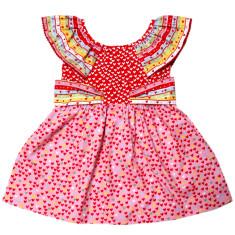 Candy heart dress