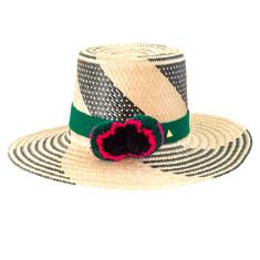Fergus Pom Pom Hat #3