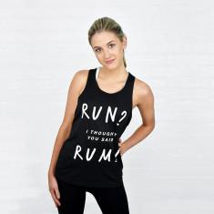 Run rum gym vest