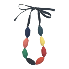 Art Series Party Pod Necklace