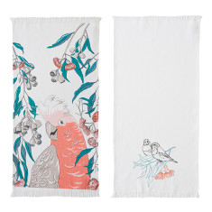 Galah Hand Towel Set