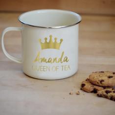 Personalised Queen Mug
