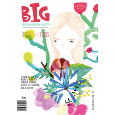 BIG kids magazine Subscription (bi-annual for one year)