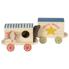 Circus Wagon for Mice