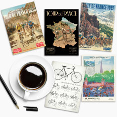 Tour de France Greeting Card Packs