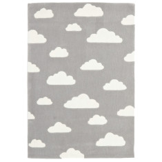 Clouds Grey Rug