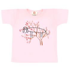 Blossom dog kid's t-shirt