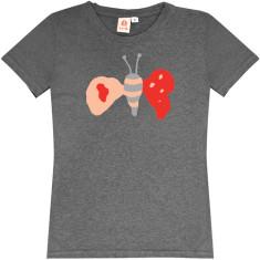 Butterfly bee – womens t-shirt