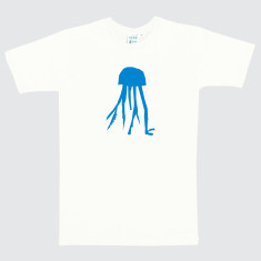 Swiss Army jellyfish men's t-shirt