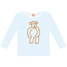 Gorilla / kids long sleeve t-shirt
