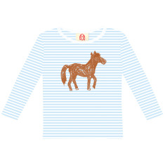 Pony / kids long sleeve t-shirt