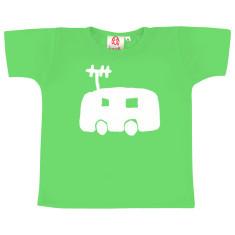 Caravan kid's t-shirt