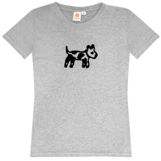 Terrier / womens t-shirt
