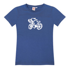 Bicycle / womens t-shirt
