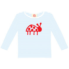 Ladybug / kids long sleeve t-shirt
