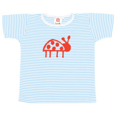 Ladybug kid's t-shirt