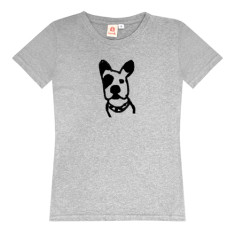 Puppy / womens t-shirt