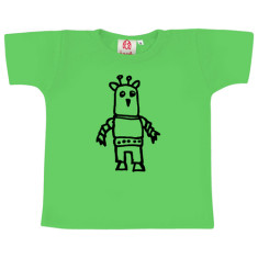 Robot bird / kids t-shirt