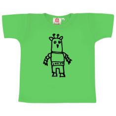 Robot bird / kids t-shirt