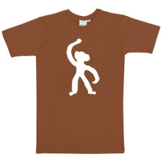 Monkey / mens t-shirt
