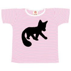 Baby fox kid's t-shirt