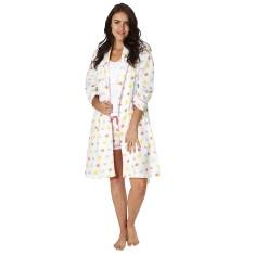 Tutti frutti women's robe