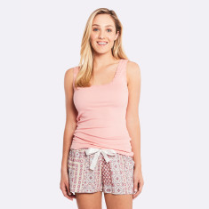 Rosegarden Short Multi / Ivory