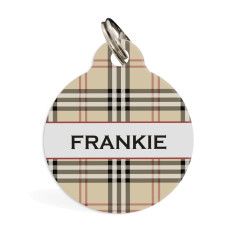 Personalised pet ID tag standard (Furbury)