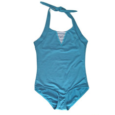 Girls bathers  in Teal
