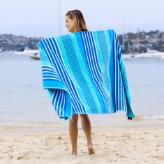 Georgia - Large Beach Towel