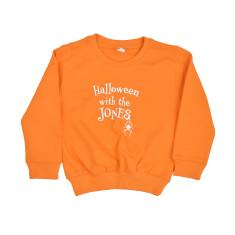 Halloween With The… Children's Sweatshirt Jumper
