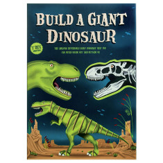 Build a Giant Dinosaur Model Kit