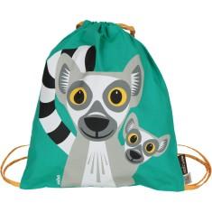 Organic cotton Lemur rucksack