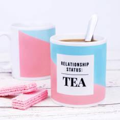 Relationship Status Tea Mug