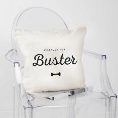 Personalised Dog Cushion